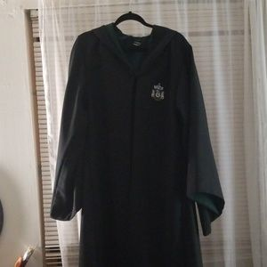 Harry Potter Slytherin Robes